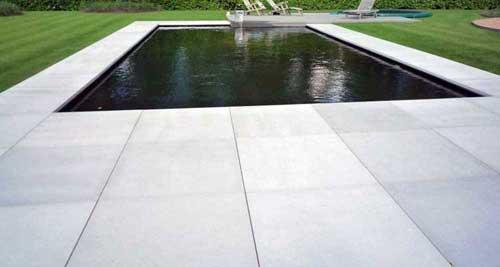 Tegels voor rond zwembad terrasplanken prijs soorten onderhoud aanleggen gardexo rubber tegels - Witte pool liner ...
